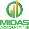 Midas Accounting L.L.C. Logo